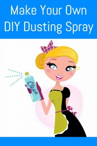 Make Your Own DIY Dusting Spray