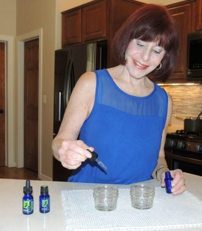 Auntie Gaye's Healing Salve Dropping Oils | Strategic Living
