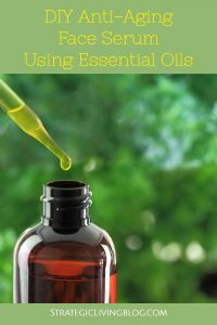 Make a DIY Anti-Aging Face Serum Using Essential Oils