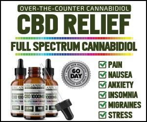CBD Oil from OrganicaNaturals | Strategic Living Blog