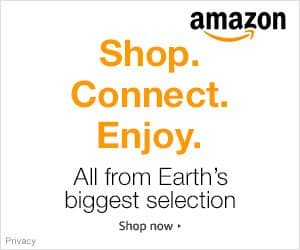 Amazon Banner | Strategic Living Blog